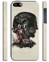 Load image into Gallery viewer, Captain America: Civil War Iphone 4 4s 5 5s 5c SE 6 6S 7 8 X Plus Case Cover 28