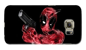 Deadpool Hero Samsung Galaxy S4 S5 S6 S7 Edge Note 3 4 5 + Plus Case Cover 19