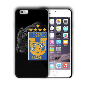 Tigres UANL Iphone 4S 5 5s 6S 7 8 X XS Max XR 11 Pro Plus SE Case Cover 01