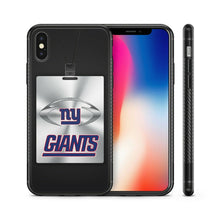 Load image into Gallery viewer, New York Giants case for iphone XR X XS Max silicone cover 5 6 7 8 plus