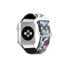 Load image into Gallery viewer, Lilo & Stitch Apple Watch Band 38 40 42 44 mm iWatch series 6 5 4 3 SE wristband