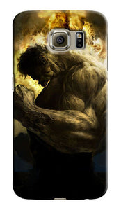 The Incredible Hulk Samsung Galaxy S4 5 6 7 8 9 10 E Edge Note 3 -10 Plus Case 7