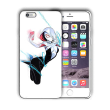 Load image into Gallery viewer, Super Hero Spider-Man Iphone 4s 5 SE 6 6s 7 8 X XS Max XR 11 Pro Plus Case n3