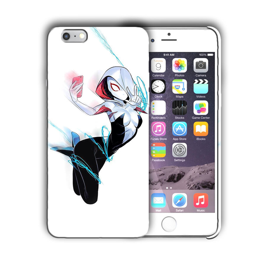 Super Hero Spider-Man Iphone 4s 5 SE 6 6s 7 8 X XS Max XR 11 Pro Plus Case n3