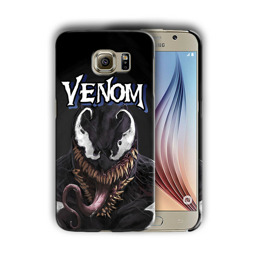Venom Symbiote Samsung Galaxy S4 5 6 7 8 9 10 E Edge Note 3 - 10 Plus Case 2