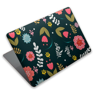 Plants Flowers Gift MacBook case for Mac Air Pro M1 13 16 Cover Skin SN222