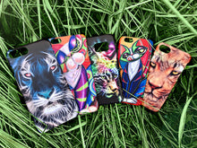 Load image into Gallery viewer, Super Hero Cyborg Samsung Galaxy S4 S5 S6 S7 S8 Edge Note 3 4 5 8 + Plus Case 3