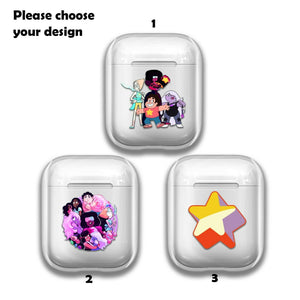 Steven Universe Silicone Case for AirPods 1 2 3 Pro gel clear cover SN 230