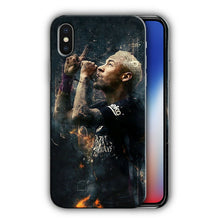 Load image into Gallery viewer, Neymar JR Brazil Soccer Iphone 4 4S 5 5s 5c 6 6S 7 8 X XS Max XR Plus SE Case 7