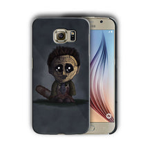 Load image into Gallery viewer, Halloween Leatherface Samsung Galaxy S5 6 7 8 9 10 E Edge Note 3 -10 Plus Case 2