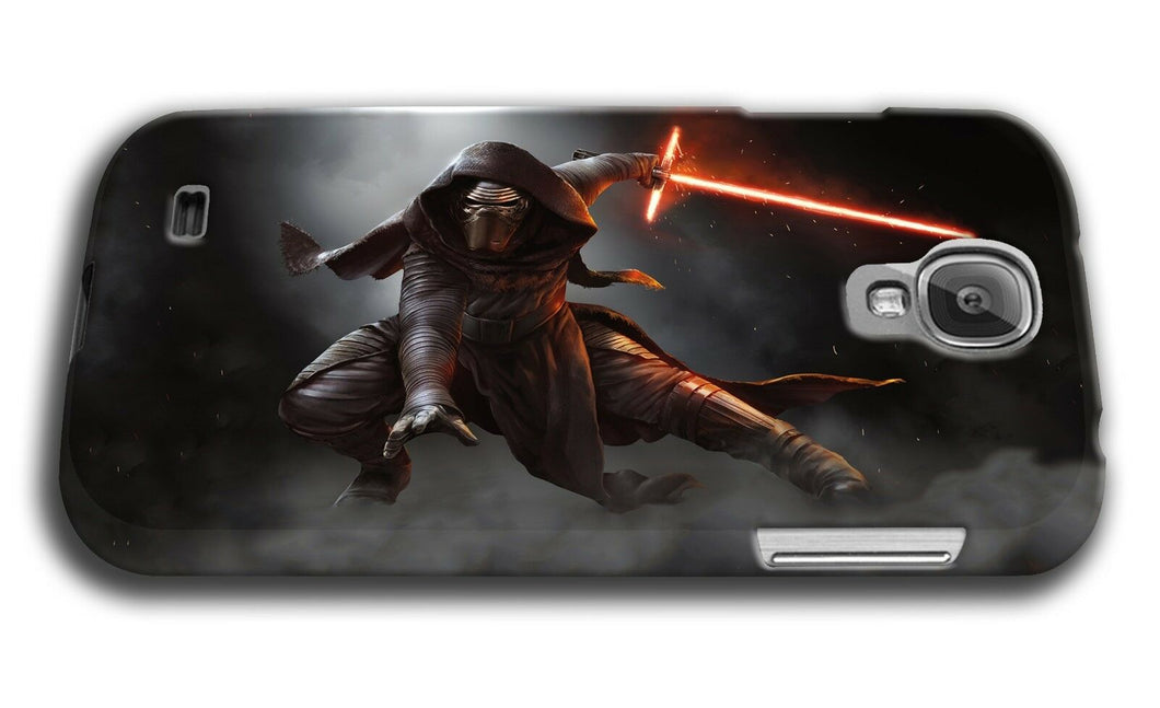 Star Wars Kylo Ren Samsung Galaxy S4 5 6 7 8 9 10 E Edge Note 3 -10 Plus Case 26