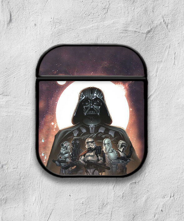 Star Wars Darth Vader case for AirPods 1 or 2 protective cover skin 03