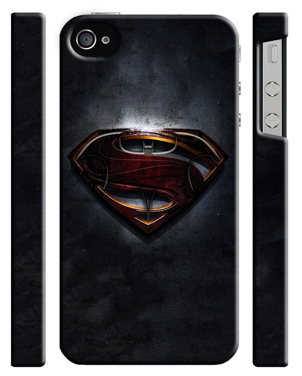 Iphone 4s 5s 5c SE 6 6S 7 8 X XS Max XR Plus Case Cover Super Hero Superman