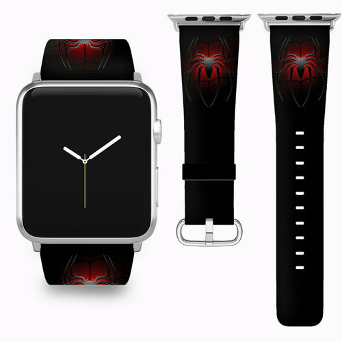 Spider-Man Apple Watch Band 38 40 42 44 mm Series 5 1 2 3 4 Wrist Strap 09