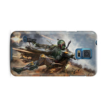 Load image into Gallery viewer, Star Wars Boba Fett Samsung Galaxy S4 S5 S6 7 8 Edge Note 3 4 5 8 + Plus Case 24