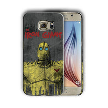 Load image into Gallery viewer, The Iron Giant Samsung Galaxy S4 5 6 7 8 9 Edge Note 3 4 5 8 9 Plus Case 5