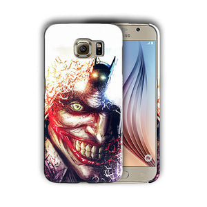 Batman Joker Samsung Galaxy S4 S5 S6 S7 S8 Edge Note 3 4 5 8 Plus Case n11