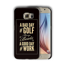 Load image into Gallery viewer, Elite Sport Golf Samsung Galaxy S4 S5 S6 S7 S8 Edge Note 3 4 5 8 Plus Case 01