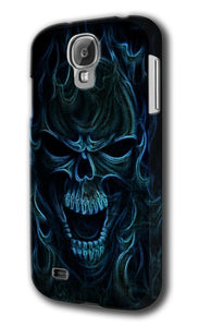 Halloween Skull Evil Horror Samsung Galaxy S4 S5 S6 Edge Note 3 4 5 + Plus Case