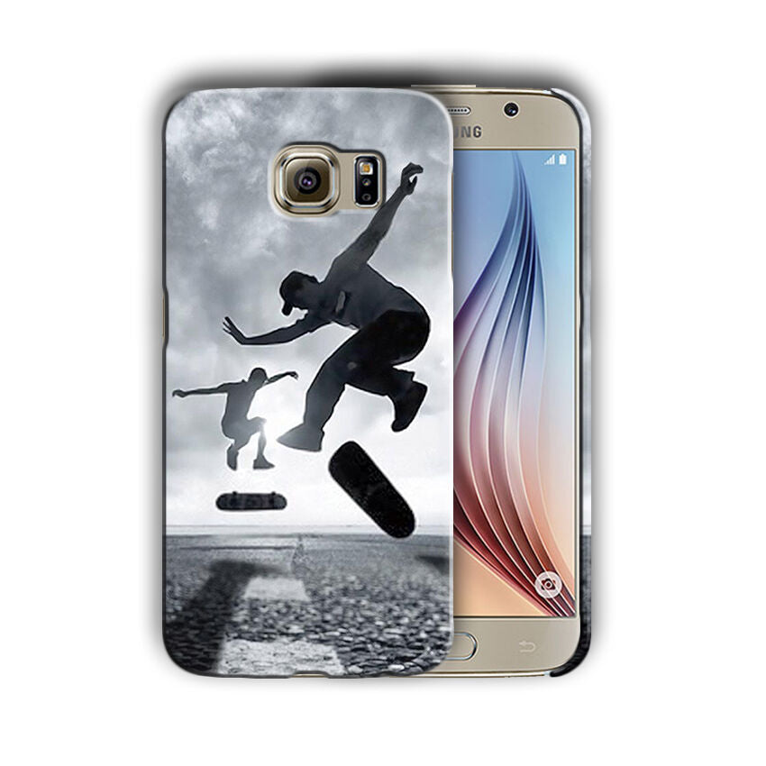 Extreme Sports Skateboarding Galaxy S4 S5 S6 S7 Edge Note 3 4 5 Plus Case 07