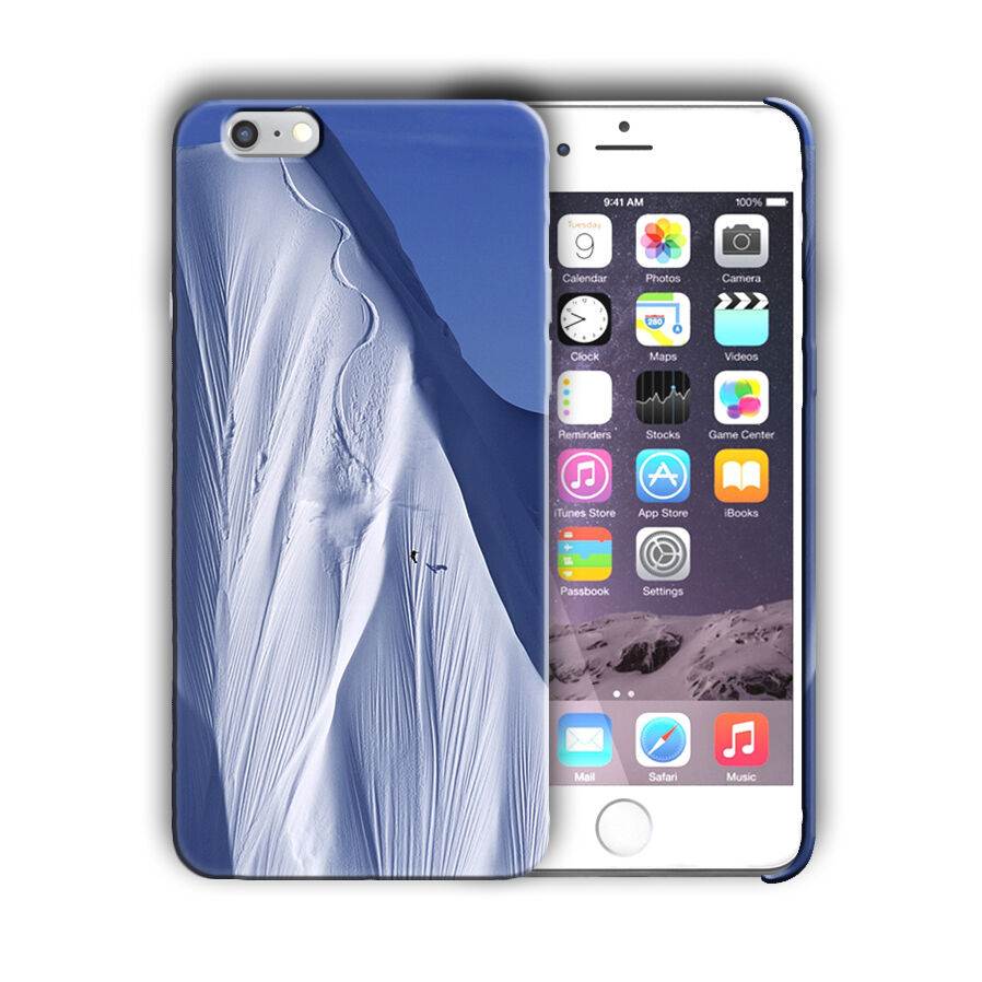 Extreme Sports Skiing Iphone 4 4s 5 5s 5c SE 6 6s 7 + Plus Case Cover 03