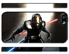 Load image into Gallery viewer, Star Wars Galen Marek Starkiller Iphone 4s 5 6 7 8 X XS Max XR 11 Pro Plus Case