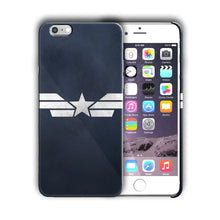 Load image into Gallery viewer, Super Hero Captain America Iphone 4s 5 5s 5c SE 6s 7 8 X XS Max XR Plus Case n4