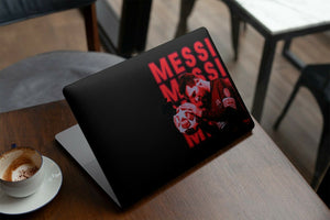 Football Lionel Messi MacBook case for Mac Air Pro M1 13 16 Cover Skin SN124