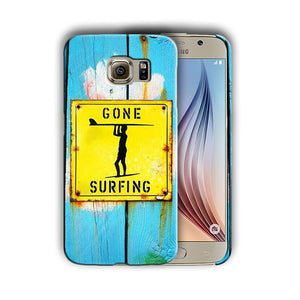 Extreme Sports Surfing Samsung Galaxy S4 5 6 7 8 9 10 E Edge Note 3 Plus Case 4