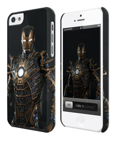 Iron Man Avengers Iphone 4s 5s 5c SE 6 6S 7 8 X XS Max XR Plus Cover Case ip1