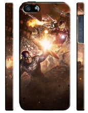 Load image into Gallery viewer, Captain America: Civil War Iphone 4 4s 5 5s 5c 6 6S 7 + Plus Case Cover 23