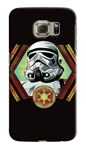 Star Wars Stormtrooper Samsung Galaxy S4 S5 S6 Edge Note 3 4 5 + Plus Case 135