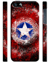 Load image into Gallery viewer, Civil War Logo Iphone 4s 5 5s 5c 6 6S 7 8 X XS Max XR Plus Case Cover 18