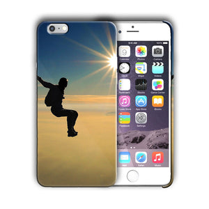 Extreme Sports Skydiving Iphone 4s 5 5s 5c SE 6 6s 7 8 X XS Max XR Plus Case 02