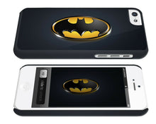 Load image into Gallery viewer, Iphone 4 4s 5 5s 5c 6 6S 7 8 X XS Max XR Plus Case Super Hero Batman Logo ip4