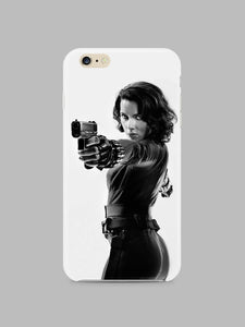 Black Widow Avengers Iphone 4 4s 5 5s 5c 6 6S 7 8 X XS Max XR Plus Cover Case