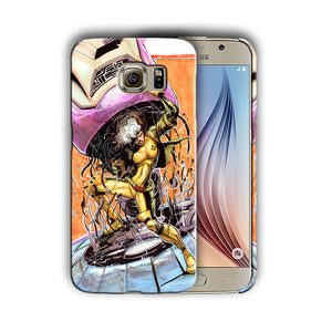 X-Men Rogue Samsung Galaxy S4 5 6 7 8 9 10 E Edge Note 3 - 10 Plus Case 12