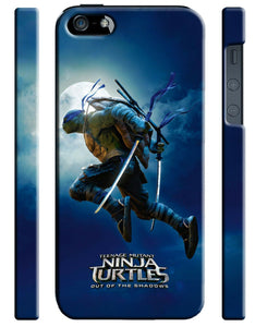 Teenage Mutant Ninja Turtles iPhone 4S 5S 5c 6S 7 8 X XS Max XR Plus SE Case 3