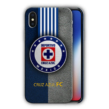Load image into Gallery viewer, Cruz Azul FC Iphone 4S 5s 6S 7 8 X XS Max XR 11 Pro Plus SE Case Cover Logo 02