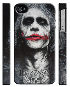 Iphone 4 4s 5 5s 5c 6 6S 7 8 X XS Max XR Plus Case Joker Dark Knight Batman 989
