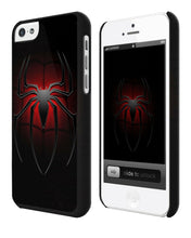 Load image into Gallery viewer, Iphone 4s 5 5s 5c SE 6 6S 7 8 X XS Max XR Plus Case Amazing Spider-Man Logo 21
