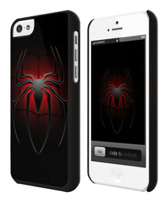 Iphone 4s 5 5s 5c SE 6 6S 7 8 X XS Max XR Plus Case Amazing Spider-Man Logo 21