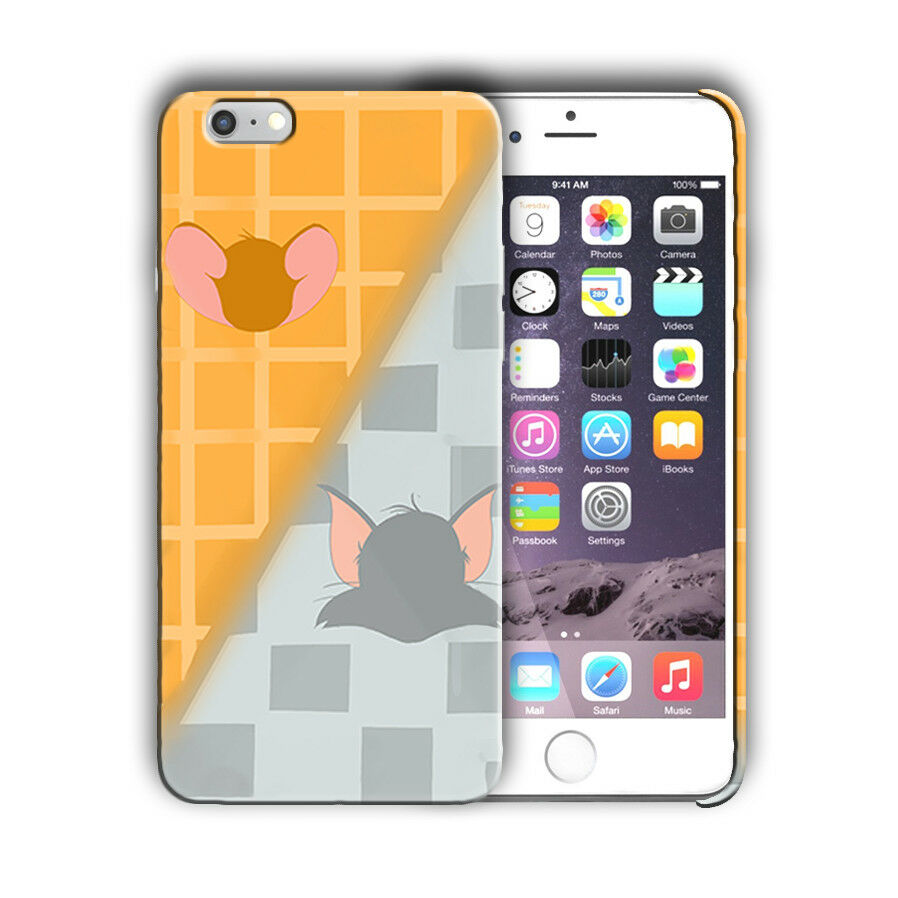 Animation Tom And Jerry Iphone 4s 5 5s 5c SE 6 6s 7 8 X XS Max XR Plus Case 03