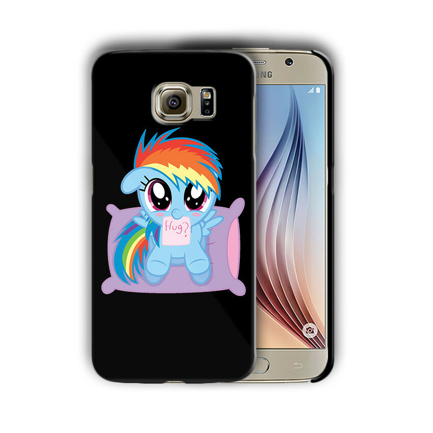 My Little Pony Samsung Galaxy S4 5 6 7 8 9 10 E Edge Note 3 4 5 8 9 Plus Case 7
