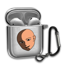 Load image into Gallery viewer, Anime One Punch Man Silicone Case for AirPods 1 2 3 Pro gel clear cover SN 213