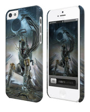Load image into Gallery viewer, Star Wars 2015 Boba Fett Iphone 4s 5 6 7 8 X XS Max XR 11 Pro Plus Case ip4