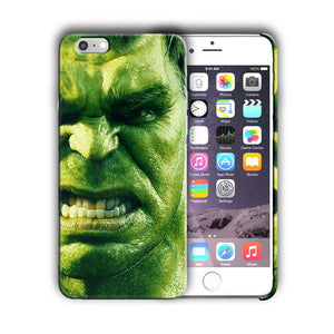 Super Hero Hulk Iphone 4s 5 5s SE 6 7 8 X XS Max XR 11 Pro Plus Case Cover nn15