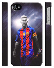 Load image into Gallery viewer, Iphone 4S 5 5s 5c 6 6S 7 8 X XS Max XR Plus SE Case Cover Leo Messi  Soccer 01