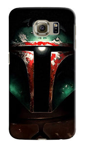 Star Wars Boba Fett Samsung Galaxy S4 S5 6 7 8 Edge Note 3 4 5 8 + Plus Case 134