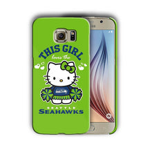 Load image into Gallery viewer, Seattle Seahawks Samsung Galaxy S4 5 6 7 8 9 10 E Edge Note 3 - 10 Plus Case n7